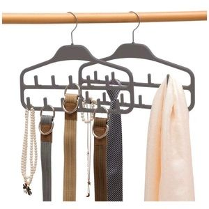 Elong Home Belt Hanger Rack Organizer